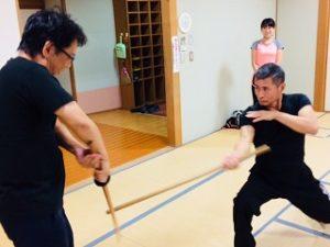 泉水流柔術ゲスト1